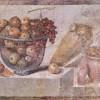 Affresco pompeiano (immagine tratta da Wikipedia)