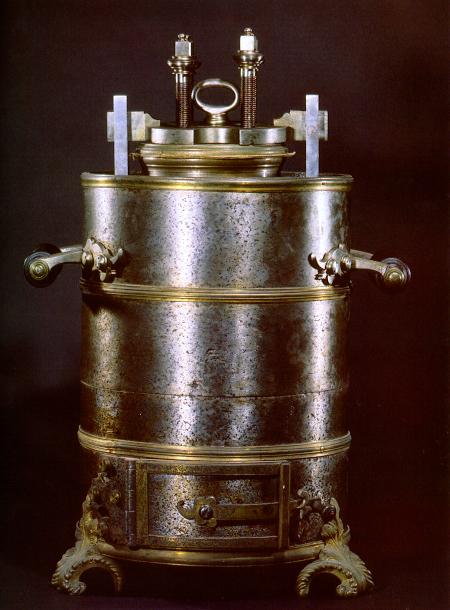 Pentola di Papin – Foto: http://museu.fis.uc.pt/81ig.ht