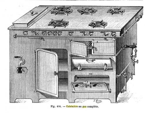 Grazie genio invenzioni in cucina giemme gastronomia for Case gotiche vittoriane in vendita