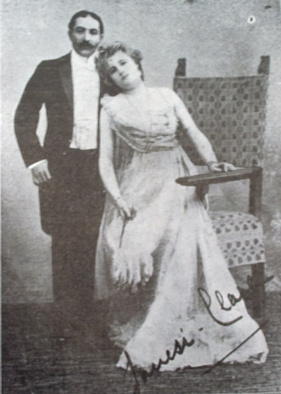 Rigó Jancsi and Clara Ward