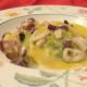 Ravioli di scarola con calamaretti