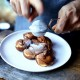 Æbleskiver, pancakes danesi