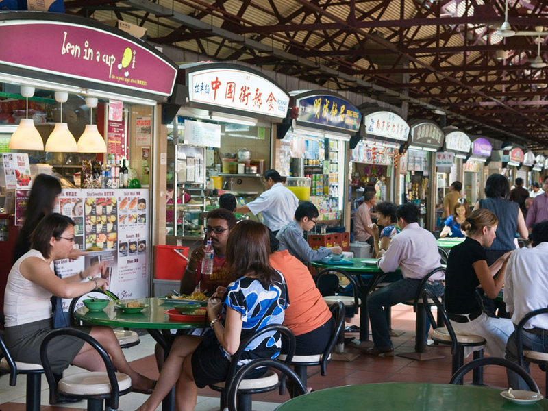 maxwell-centre-hawker-market-singapore-alamy-conde-nast-traveller
