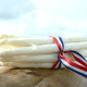 Asparagi, l'oro bianco del Limburgo e Brabante olandese