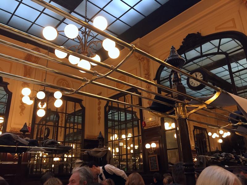 parigi la nascita del ristorante e il bouillon chartier