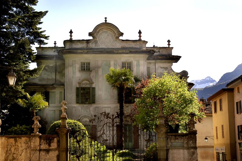 Chiavenna - 2 Palazzo Salis