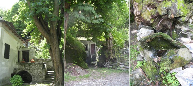 Chiavenna - 6 Entrate crotti