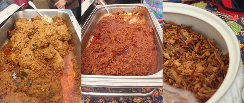Malesia 2 - Nasi lemak Mosaico Ingredienti