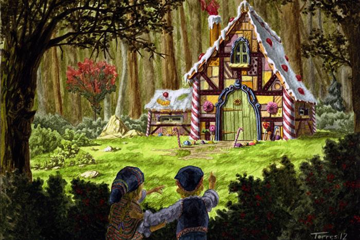 Fiabe - Hansel-Gretel