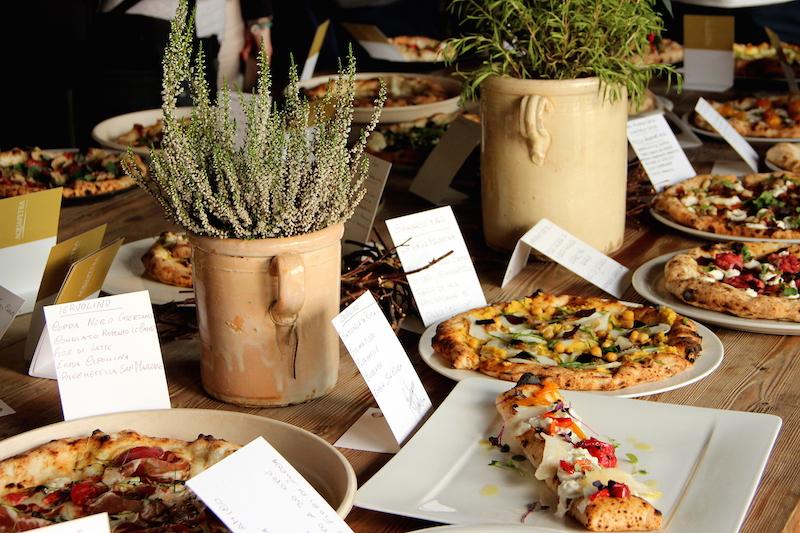 Macché gourmet: la pizza si fa Chic