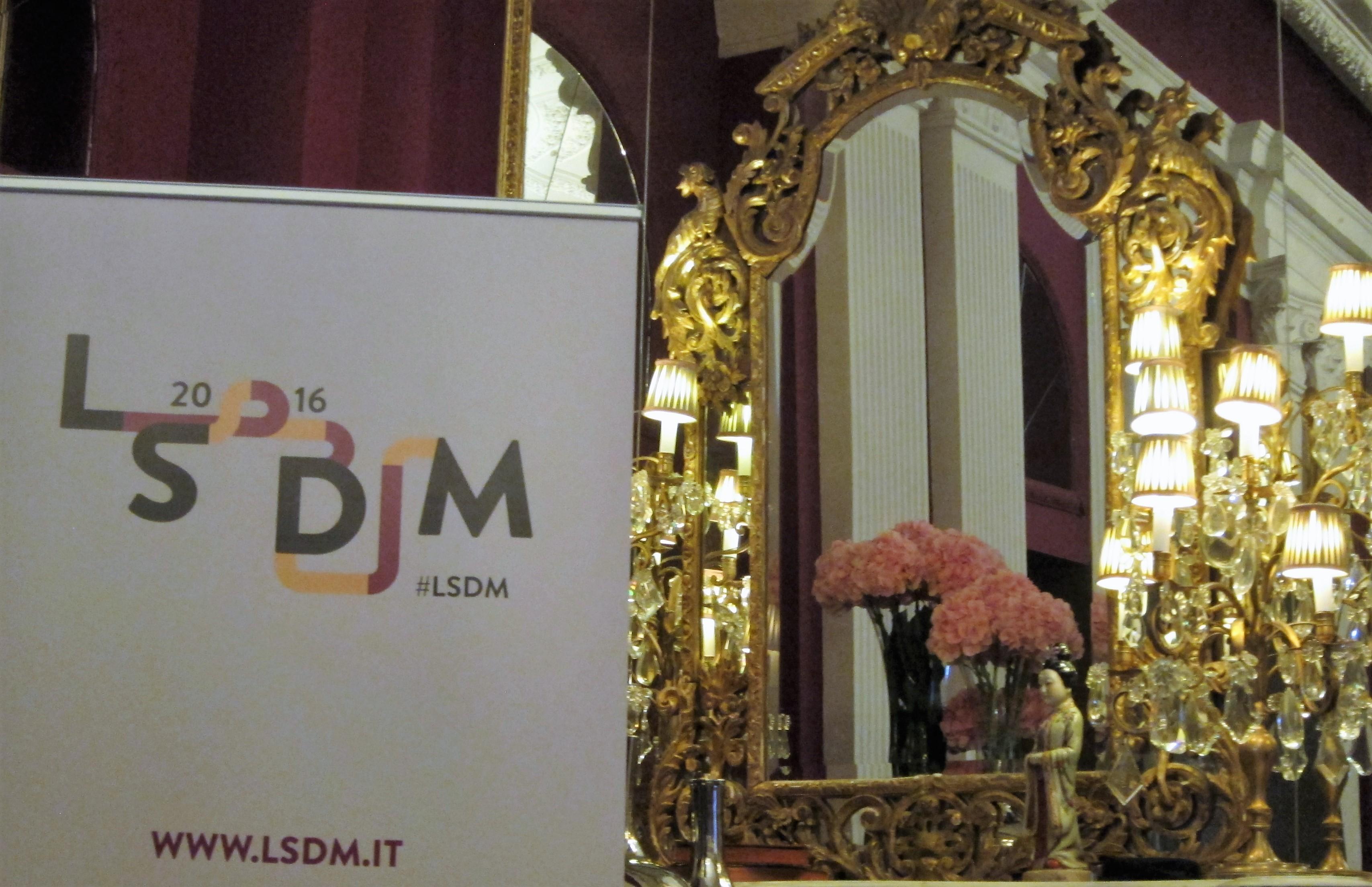 LSDM Roma – La mozzarella è materia