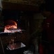Il forno per il pane di Hof ter Musschen (La Cascina dei Passeri)