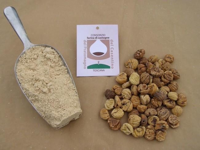 Catagne farina ortignano