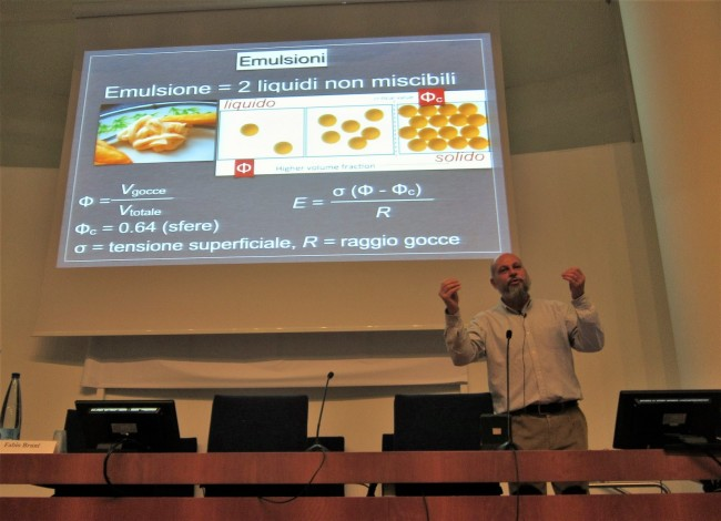 Cucinare con la fisica giemme gastronomia mediterranea for Cucinare a 70 gradi