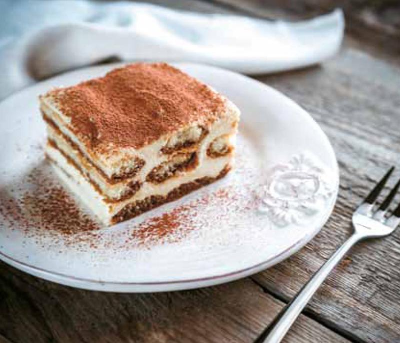 Ricetta Tiramisu Trevigiano.La Guerra Del Tiramisu Tra Veneto E Friuli Giemme Gastronomia Mediterranea