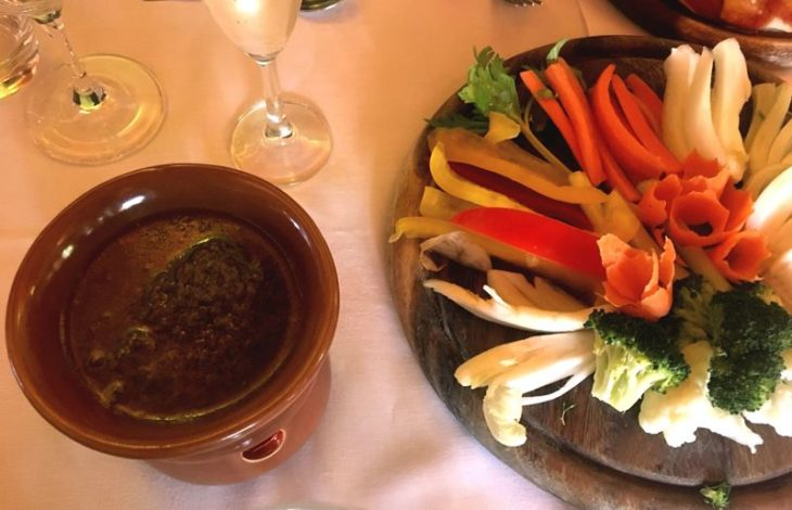 Sua Maestà la bagna cauda - GIEMME - Gastronomia Mediterranea