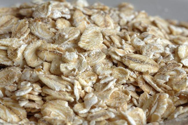 Fiocchi di avena, rolled oats
