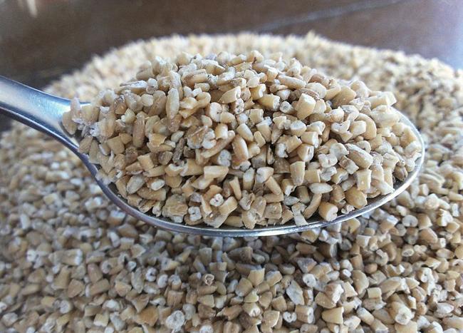 Avena spezzata, steel-cut oats