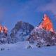 La montagna d'inverno in Friuli Venezia Giulia