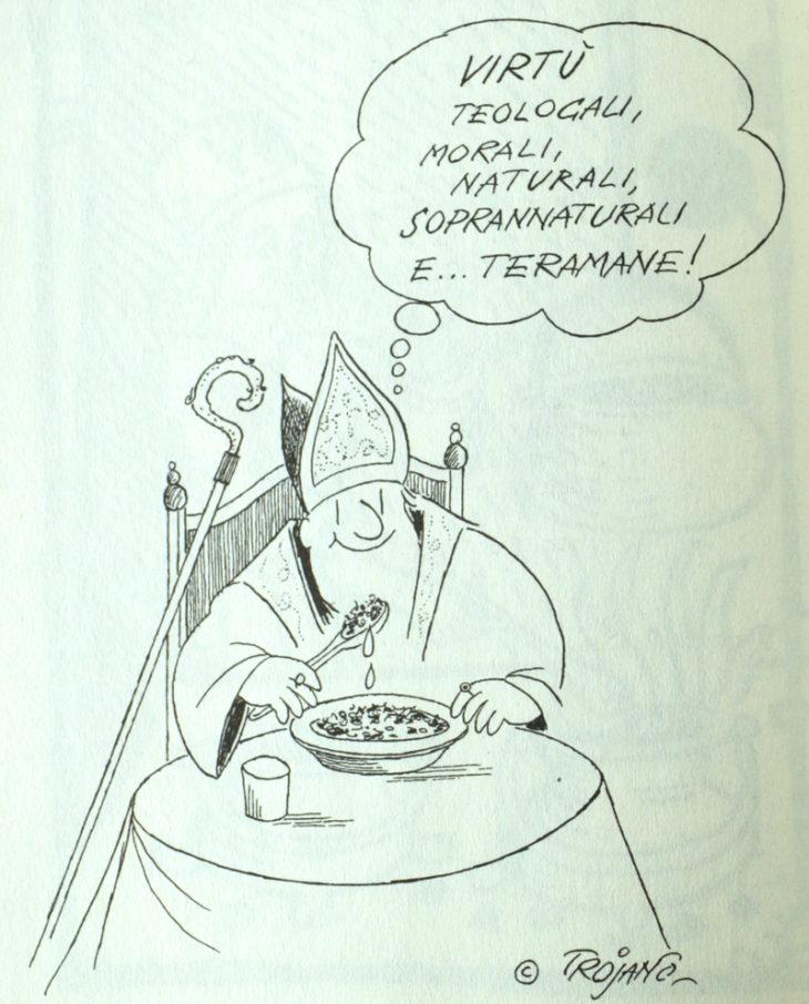 Le Virtù secondo Lucio Trojano