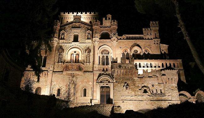 Teramo, Castello della Monica. Foto di Farbizio Primoli